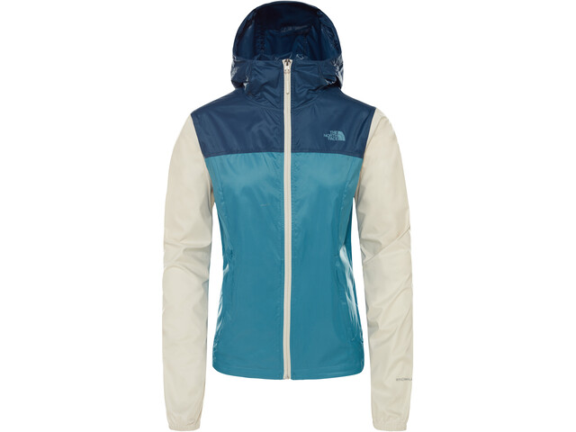 The North Face Cyclone takki Naiset, storm blue/blue wing teal